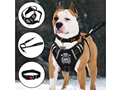 TIANYAO Large Dog Harness & Leash Set