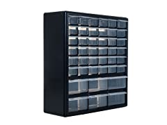 Deluxe 42-Drawer Compartment Storage Box