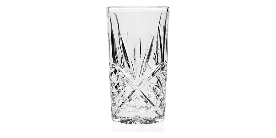 Dublin Crystal Highball Glasses