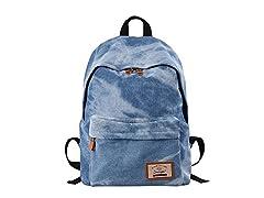 DGY Denim School Backpack