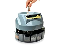 Pyle PRMC620 Coin Sorter And Counter