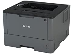 Brother Business Laser Printer w/Wi-Fi