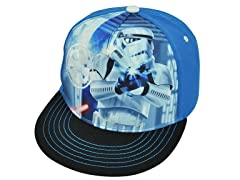Stormtrooper Sublimated Kids Ball Cap