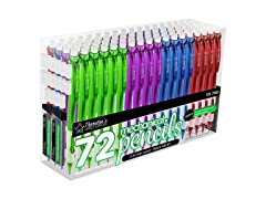 Thornton's Mechanical Pencils- 72 Pack