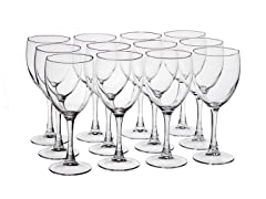 10.5oz Wine Glasses - Set of 12