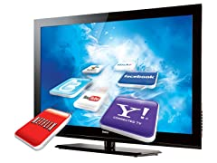 "Haier 32"" 720p LED HDTV w/ Net Connect"