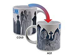 The UPG Weeping Angel Mug