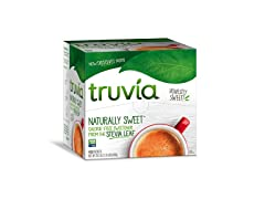 Truvia Natural Sweetener, 400/Box
