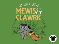 Mewis and Clawrk: Pawsome Explorers!