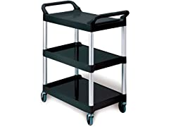 Simpli-Magic Utility Service Cart, 3 Shelf
