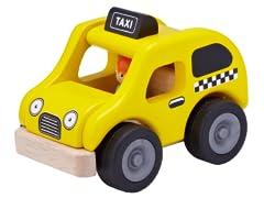 Mini Yellow Cab