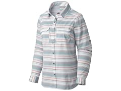 Columbia Womens Pilsner Peak LS Shirt XL