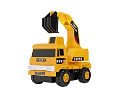 MOTA Mini Construction Excavator Truck