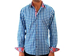 Lucky Luciano Franklin Slim Fit Casual Shirt