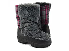 MUK LUKS® Alaska Short Snow Boot, Grey