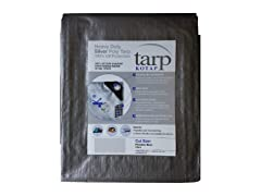 Kotap Heavy-Duty Poly Tarp, 20 x 30-Foot