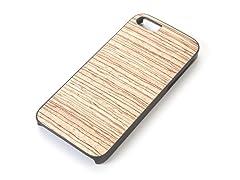 Artisan iPhone 5 Wood Case - Malibu