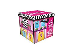 Barbie Dream House Toy Box and Playmat