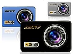 Gear Pro 1080p Wi-Fi Sport Action Cam