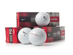 Nike Power Distance Long Golf Ball 12-pk