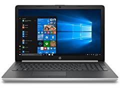 HP 15-dw0043dx 128GB Touch Laptop