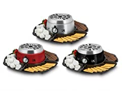 Kalorik 2-in-1 S'mores Maker - 3 Colors