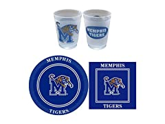Westrick Memphis Tigers Party Supplies
