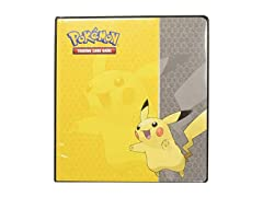 "Pokemon Pikachu 2"" 3-Ring Card Album"