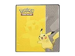 "Pokemon Pikachu 2"" 3-Ring Card Album"