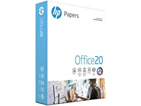 HP Printer Paper - Office20 Paper, Letter Size