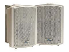 3.5'' Indoor/Outdoor Speakers w/Transformer