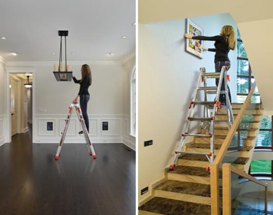 Little Giant Lt 22 Multipurpose Ladder