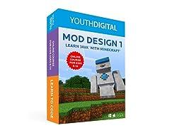 YouthDigital Mod Design Course for Kids!