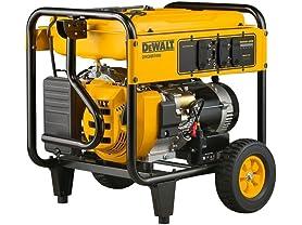 Generac DeWalt 7000W Portable Generator