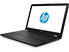 "HP 15.6"" Intel Quad-Core 500GB SATA Laptop"