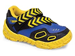 Black / Blue & Yellow (Sizes 8-3)