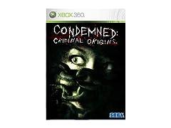 SEGA Condemned (Xbox 360)