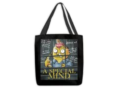 A Special Mind Large Tote Bag