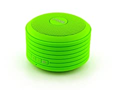 Sound Disc Bluetooth Speaker - Green