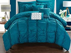 Chic Home 10-Piece Tori Comforter Set