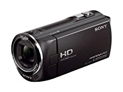 Sony 8.9MP HD Camcorder w/27x Zoom