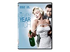 The Seven Year Itch [DVD]