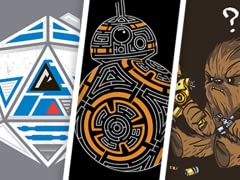 These Are the Droid Shirts!
