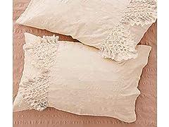 Flber Pillow Cover Set