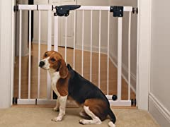 Pet Studio Gate Extension Small - White