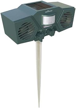 Abco Tech ABC2153 Ultrasonic Solar Animal & Pest Repeller