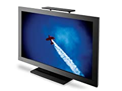 "ScreenDeck Shelf for Your TV Things for 50+"" TVs"