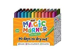 BIC Easy Hold XL Magic Marker