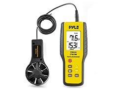 Pyle Thermo-Anemometer