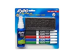 Expo 80675 EXPO Low-Odor Dry Erase Set